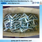 De aangepaste Krukassen van de Handvatten van het Autoraam/van de Deur/van het Roestvrij staal van de Staaf Aluminium Geanodiseerde