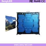 Pantalla del fondo de etapa de la visualización video de la etapa LED para el propósito de alquiler