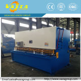 QC12y-20X3200 Hydraulic Swing Beam Shearing Machine Exported to Singapore