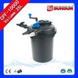 Grossista Sunsun Cpf-10000 Lagoa UV Bio Filtro de pressão 11W a lâmpada UV 10000L/H