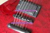 Corpo & collo di mogano/stile su ordinazione/chitarra elettrica di Afanti (CST-169)