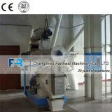 Maquinaria personalizada da fábrica de tratamento da alimentação dos peixes
