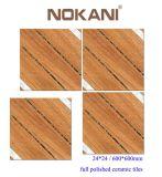 Mattonelle di ceramica/mattonelle rustiche della porcellana per il materiale da costruzione del pavimento