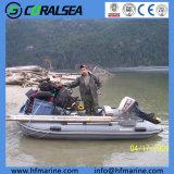 Poliuretano che rema barca gonfiabile Hsd320