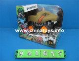 cadeau de promotion Les jouets de plastique Voiture Voiture d'animaux de friction (941617)