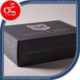 Caja de embalaje de papel de encargo del nuevo diseño para los regalos