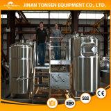 De Apparatuur van het Bierbrouwen van het restaurant/van de Bar/Brouwend Systeem