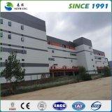 Struttura d'acciaio del blocco per grafici d'acciaio delle costruzioni del metallo dell'impianto industriale della Cina