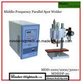Soldador de pontos de frequência média da série de exibição LED Mdd1000 / 2000/3000 e Mdhp-32