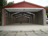 Fertigstahlplatten-strukturelle Flugzeug-Aufhängungs-Halle