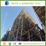 Alto diseño del edificio de la estructura de acero de la subida