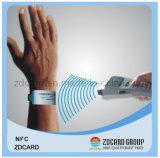 UV Van de Bedrijfs vlek RFID Lege Plastic Slimme Afgedrukte Kaart