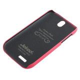 Proteção de couro de telefone móvel caso/Tampa para HTC T528t/ST/T326e/desejo SV