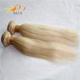 100%のベトナム人のRemyの毛のブロンドの薄い色の人間の毛髪の織り方