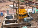 Frantoio di estrazione mineraria dell'OEM, macchina di schiacciamento di pietra della roccia per la cava