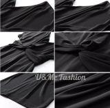 Изготовленный на заказ модные цветастые платья женщин для женщин
