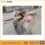 Machine glaçante de coupure de talon de porte en plastique de guichet de PVC