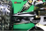 2.4GHz 1/10thブラシレス電気RC車の金属シャーシ80A ESC