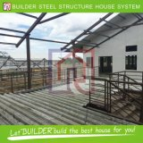 타이란드 프로젝트 강철 구조물 조립식 이동할 수 있는 집