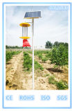 Lampada solare di controllo dei parassiti, lampada dell'assassino dell'insetto, agricoltura verde, fornitore cinese