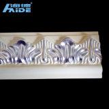 Moldes lisos do plutônio/Cornice para a decoração de Home&Interior
