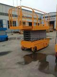 plataforma de funcionamento aérea automotora de 12m