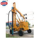 Driver di martello idraulico dell'accatastamento di goccia dell'alberino della guardavia