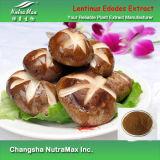 Выдержка Edodes Lentinus 100% естественная (10%-40% полисахаридов)