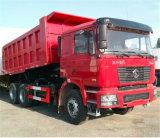 Vehículo de construcción Shacman F2000 10 Rueda de la capacidad del camión volquete