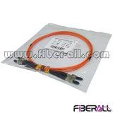 이중 SMA905 광섬유 접속 코드 다중 상태 Om1 62.5/125μ M