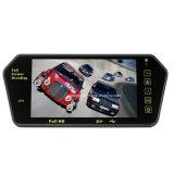7 '' 12V TFT LCD Auto-hintere Ansicht-Spiegel-Monitor mit USB/SD/MP5