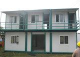 A casa/campo de trabalho Prefab/pré-fabricou a casa (DG4-063)