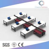 Poste de travail moderne de bureau de meubles avec la partition