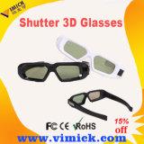 Lunettes 3D Active Shutter avec signal Bluetooth pour Sony/Changhong/ Samsung