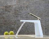 Misturador alto da torneira de água do aço inoxidável da vaidade