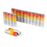 4PCS alkalische Batterie-hohe Leistung Soem des Shrink-AA Lr6 1.5V