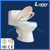 Design populaire avec toilette One Ivory One Piece