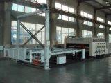 5개의 시리즈는 5개의 색깔에 의하여 주름을 잡은 판지 종이 인쇄 기계를 고쳤다
