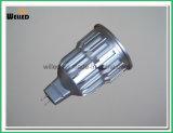 Acdc12V LEIDENE van de LEIDENE Schijnwerper van de Reflector Lichte 8W 10W MR16 Gu5.3