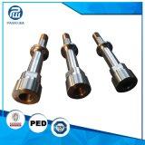 Вал нержавеющей стали высокой точности подвергая механической обработке с сертификатом En10204-3.1