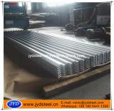 Piatto rivestito dell'acciaio Plate/Gi dello zinco ondulato