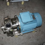 Roestvrij staal Milk Centrifugal Pump met ABB Motor