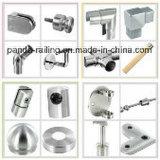 Adattatore del corrimano del montaggio del supporto del tubo/tubo della scanalatura/acciaio inossidabile