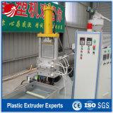 Resfriado a água da máquina de Pelotização de reciclagem de resíduos de plástico