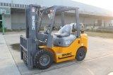 Chariot élévateur du chariot élévateur 2500kgs LPG de propane avec le mât triple