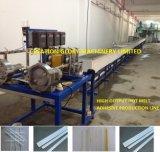 Neue Technologie-heiße Schmelzanhaftende Rod-Plastikstrangpresßling-Zeile