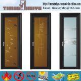 RAHMEN-Badezimmer-Tür Fob-Foshan Aluminiummit doppeltem Glasentwurf