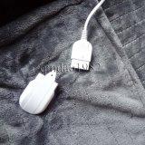 Manovella elettrica della coperta Heated della flanella lavabile