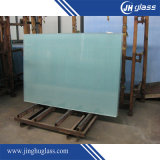 vidro geado curvado 8mm