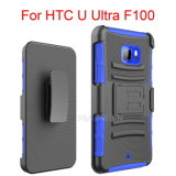 Holster Belt Clip Phone Case para HTC U Play / U Ultra